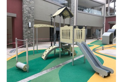 Playground & Amusement park