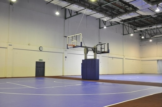 HDPE Sports Flooring