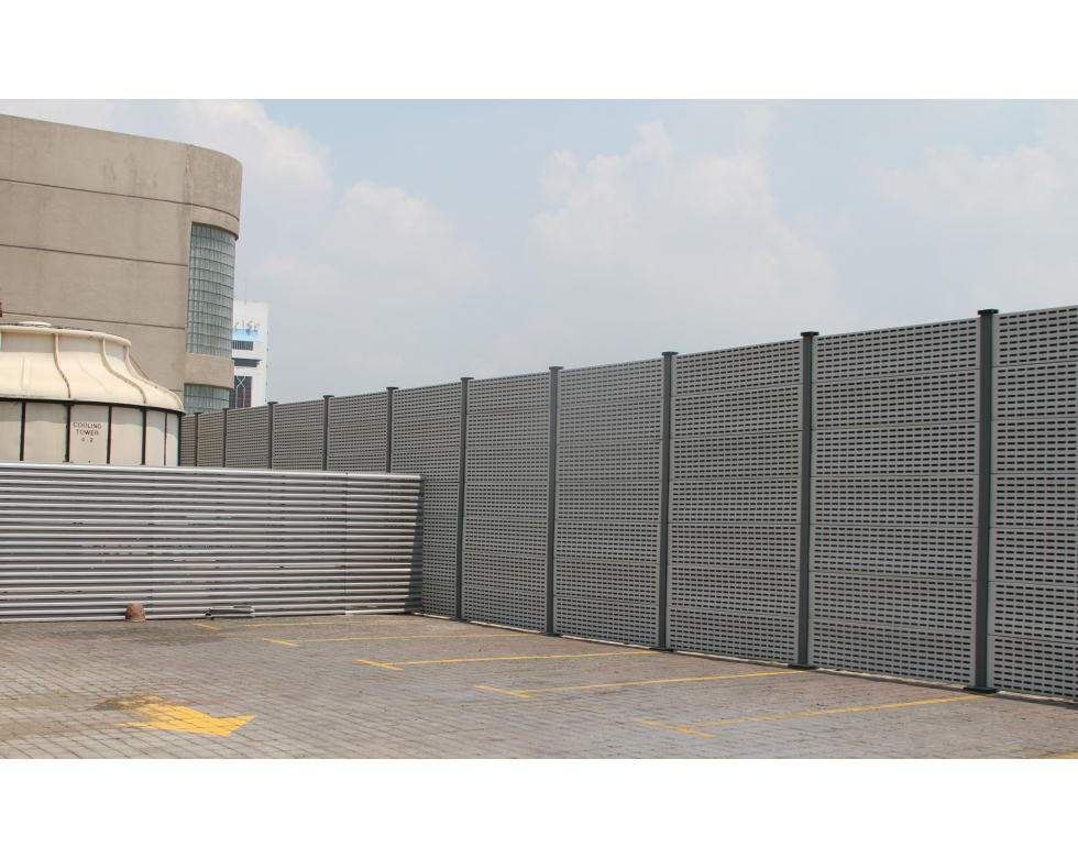 Gates, Fences & Sound barriers