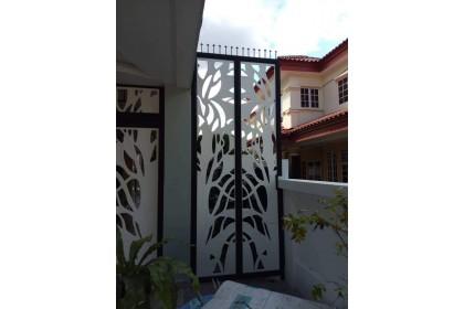 Gates, Fences & Sound barriers