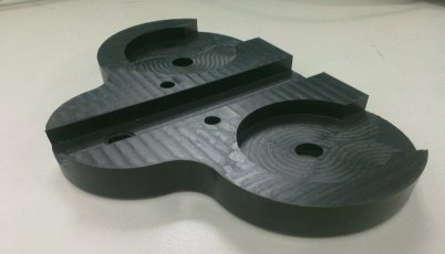 HDPE Engineering parts